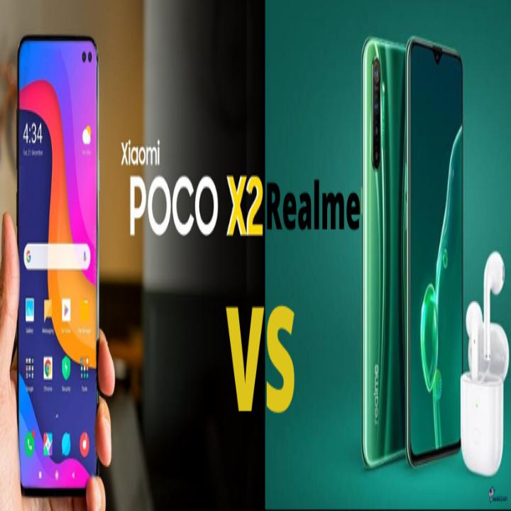 Poco X2 Vs Realme X2 Comparison - Full Specs , Price