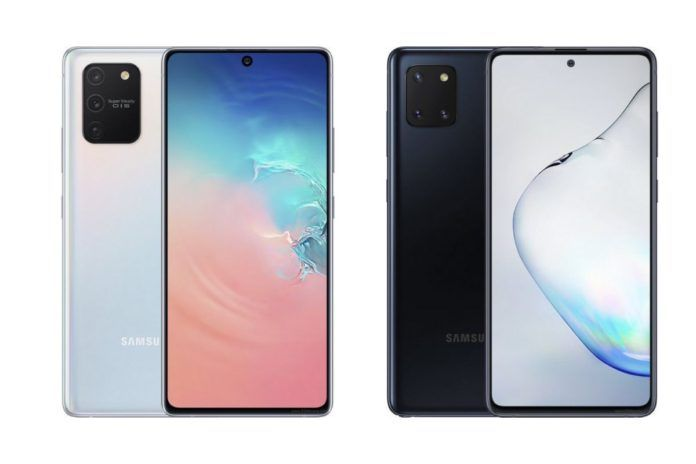 Samsung Galaxy Note10 Lite arrives in India - Upcoming Phones