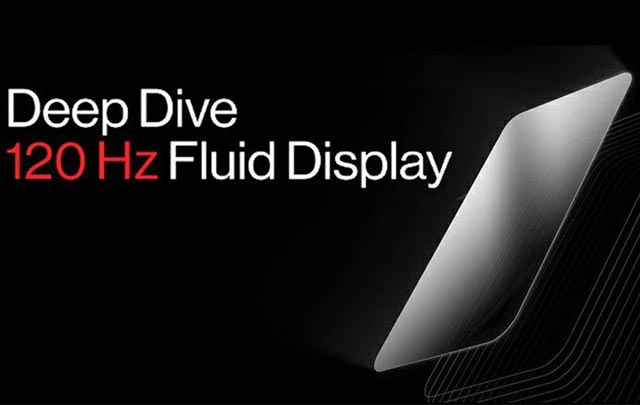 OnePlus officially announces 120HZ Display