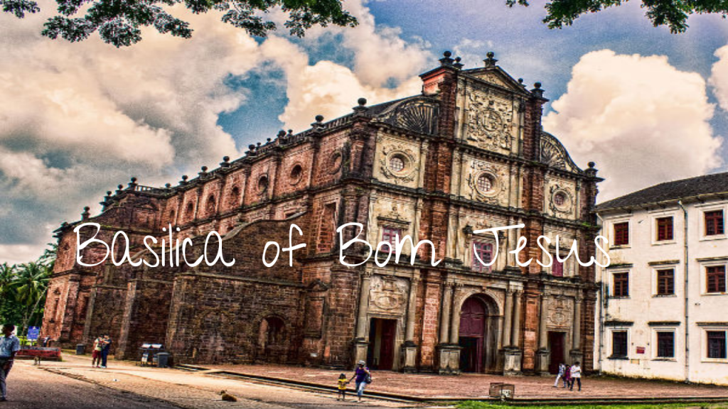 Known for its unique architecture Basilica of Bom Jesus church is one of a kind in India. Built-in 1594