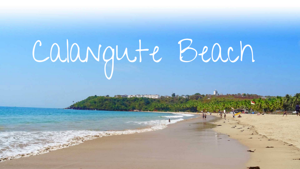 Calangute is the longest beach in Goa. Due to its huge size and popularity, it is a hub for backpackers and tourists from all over the world.