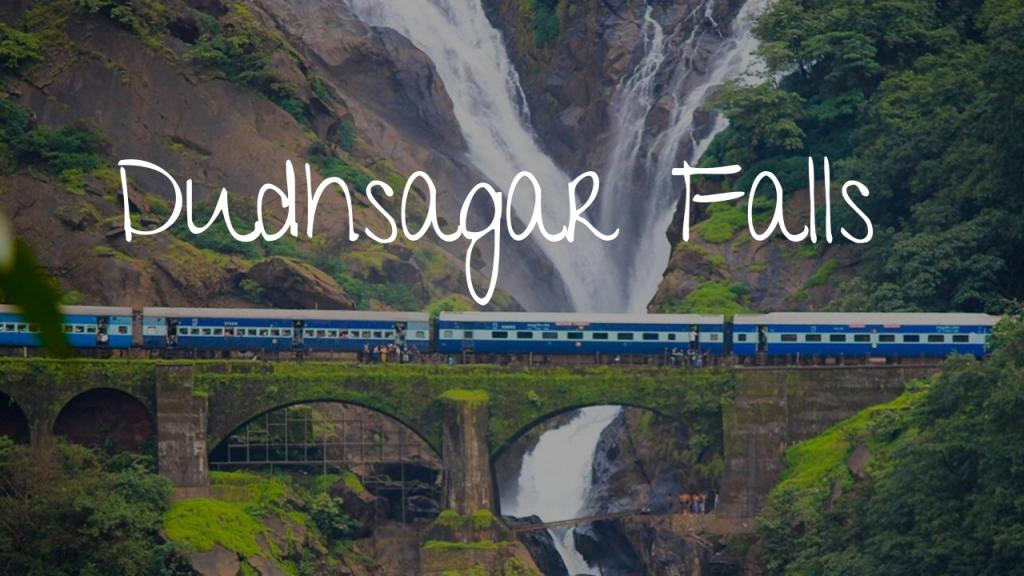 Dudhsagar is India's 5th highest waterfall and a sight to visit. Lies on the Goa-Karnataka border, Dudhsagar falls lies inside the Bhagwan Mahaveer Wildlife Sanctuary