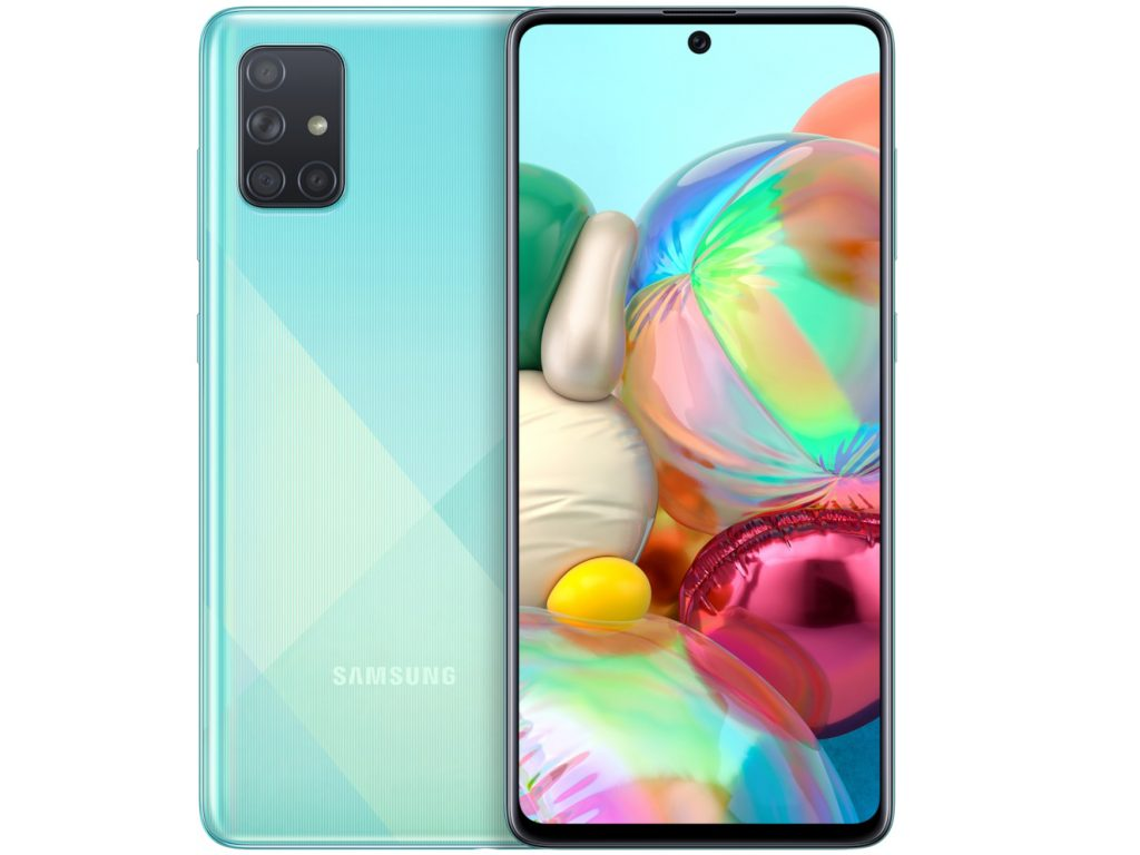 Samsung Galaxy A71 - Full Specification, Price In India