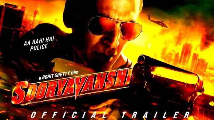 Your wait ends here: SOORYAVANSHI trailer out - Starring Akshay Kumar , Ajay Devgan , Ranveer Singh , Katrina kaif