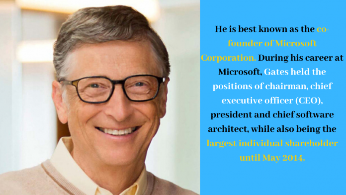 Why Microsoft co-founder Bill Gates steps down from the board?