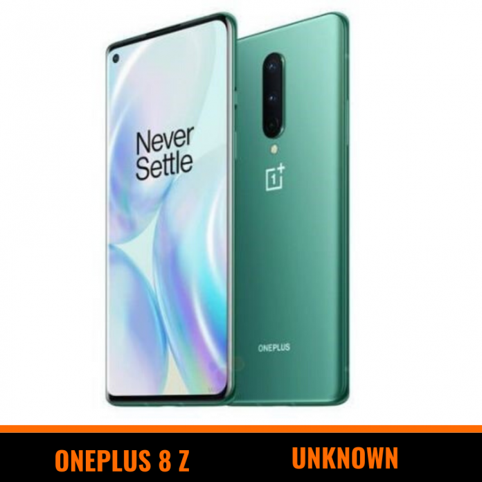 ONEPLUS 8 Z Launch Date in India
