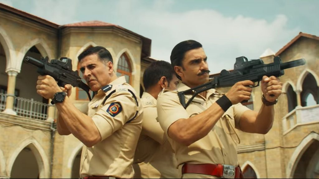 Your wait ends here: SOORYAVANSHI trailer out