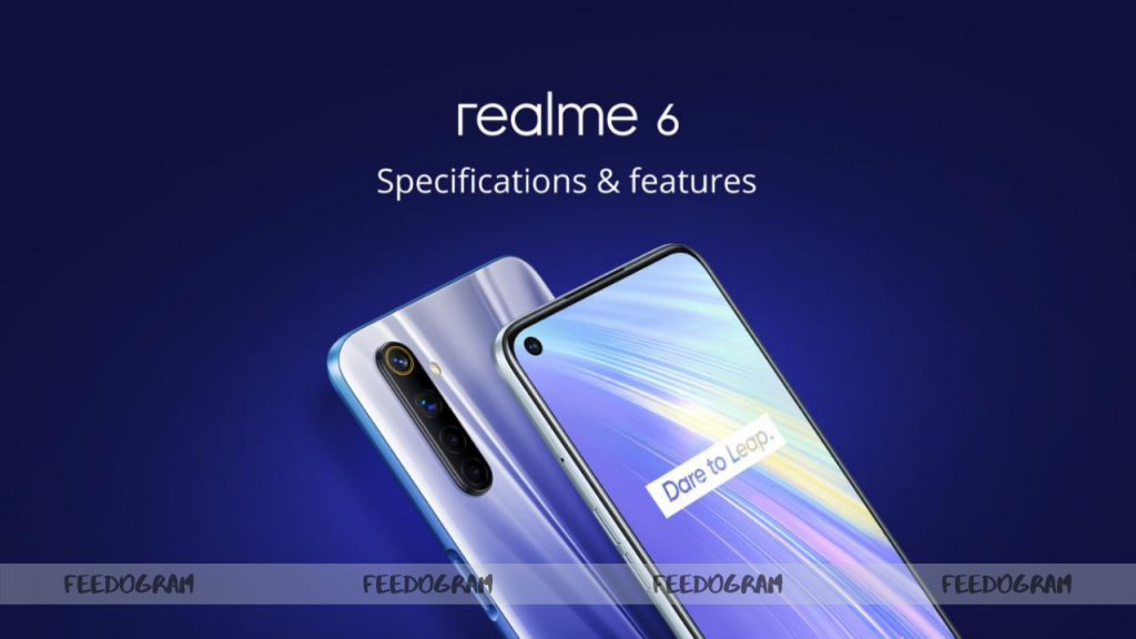 Realme 6 and Realme 6 Pro: Full Specification