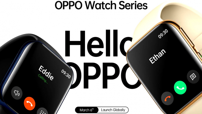Oppo launches new Smartwatch - Full Specifications, Review