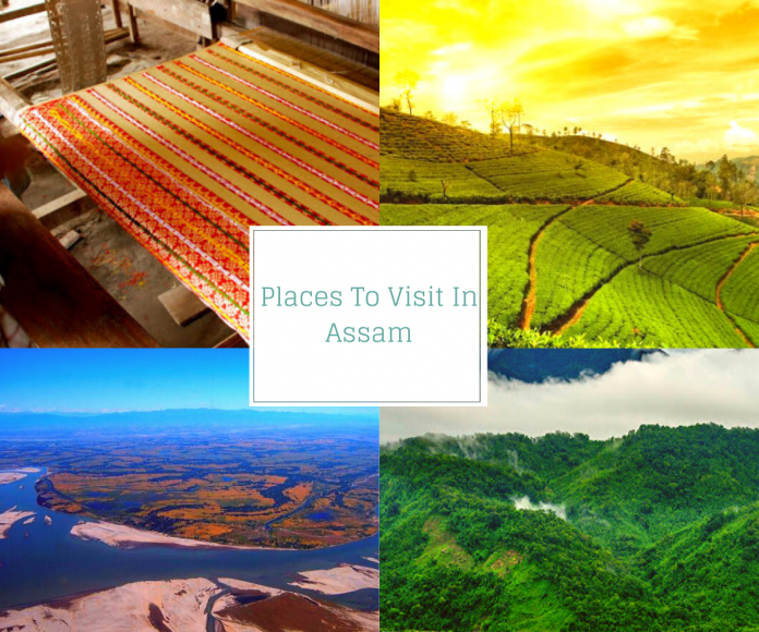 Places To Visit In Assam - Things To Do In India