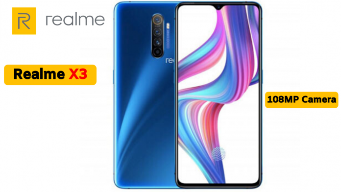 Realme X3 - Launch In India and More