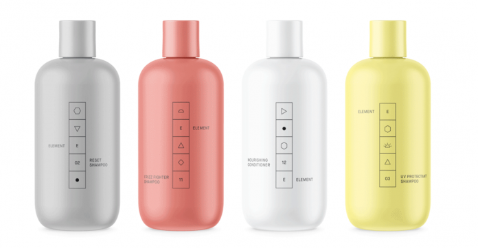 This hair-care start-up uses algorithms to craft custom shampoo