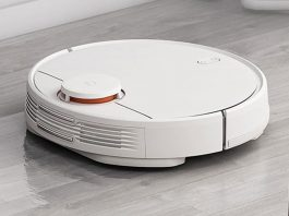 THROUGH CROWDFUNDING XIAOMI INTRODUCES MI ROBOTIC VACUUM CLEANER IN INDIA