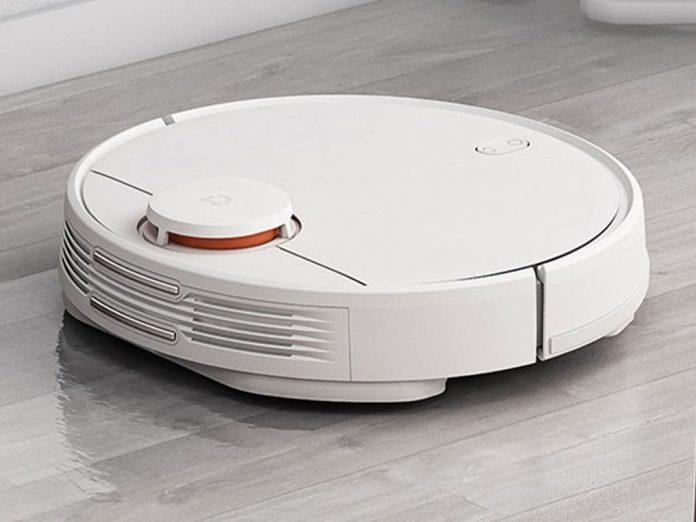 THROUGH CROWDFUNDING XIAOMI INTRODUCES MI ROBOTIC VACUUM CLEANER IN INDIA