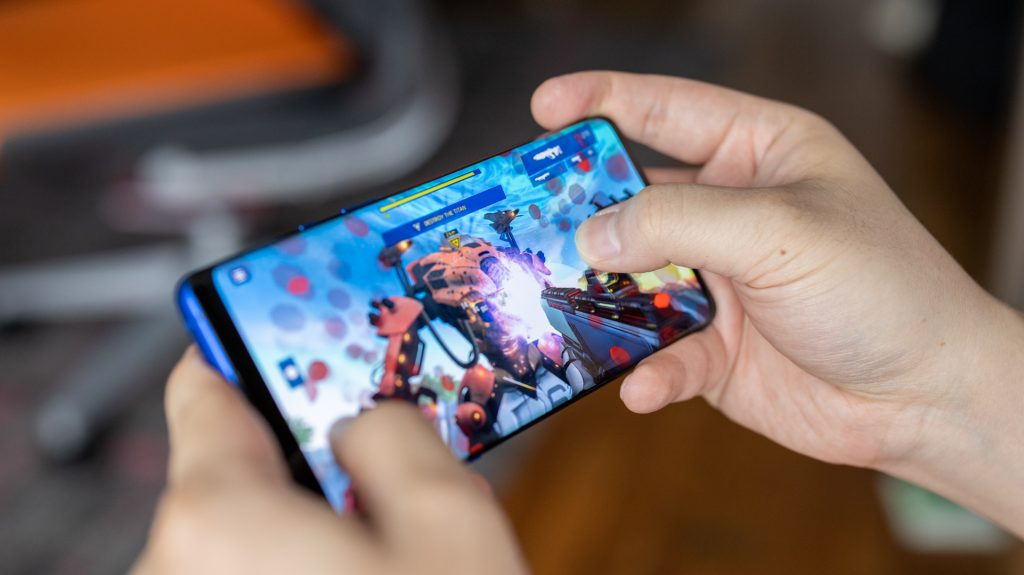 OnePlus 8 pro : Best Gaming Phone