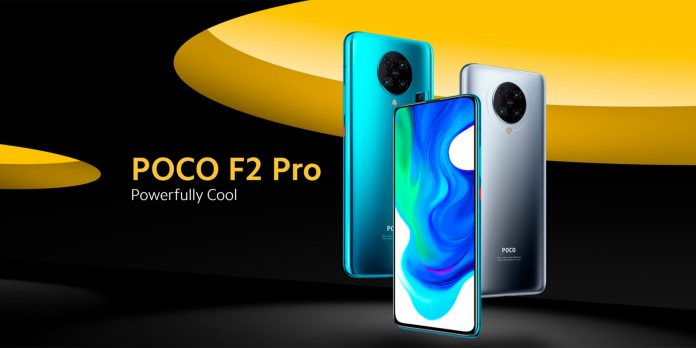 POCO F2 Pro officially launched, Check out all the features and details
