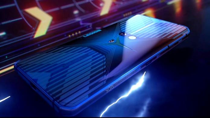 RADICAL DESIGN OF LENOVO LEGION GAMING PHONE LEAKS