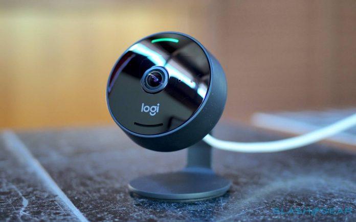 Introduced Logitech Circle View IP64 Surveillance Camera